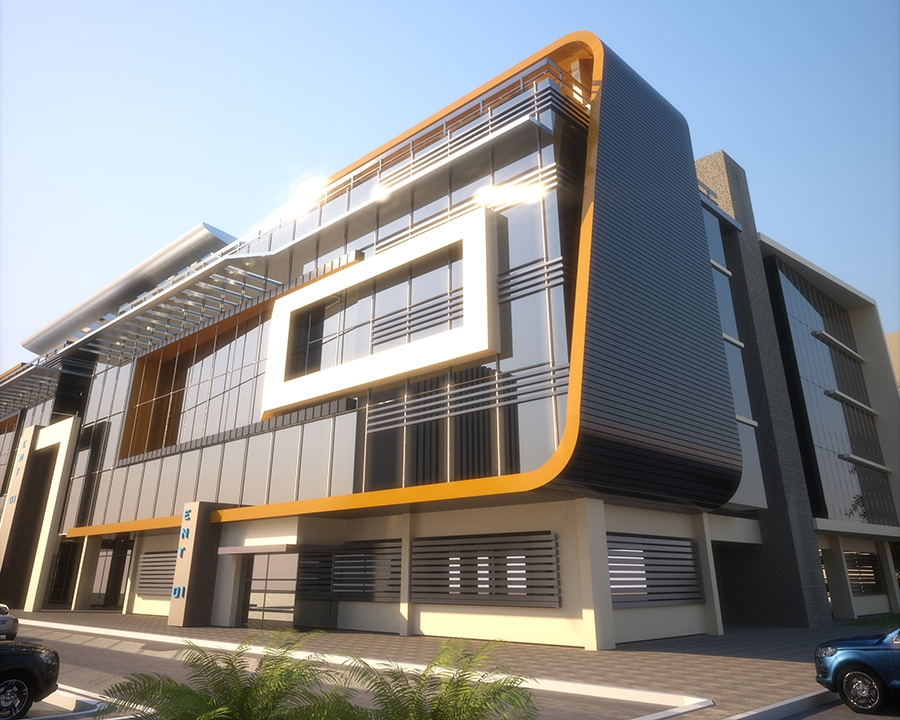 Gizan Business Center