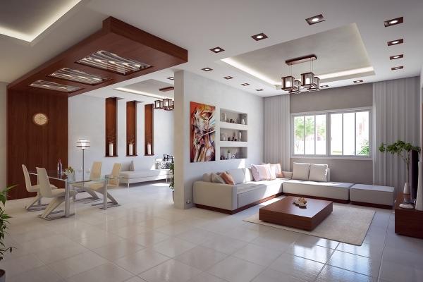 Interior (Residential Modern)